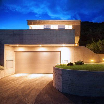 Kültéri LED reflektor alumínium világítás 50 W természetes fehér b5c13ebaff