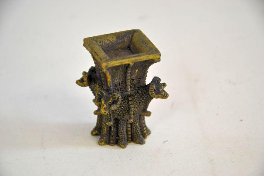Tündérkert szobor 4 cm