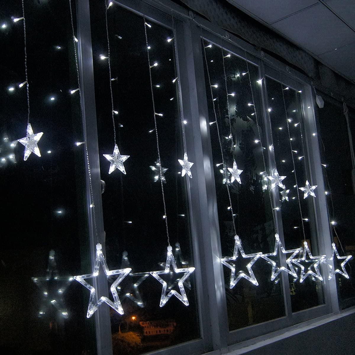 Karácsonyi beltéri fényfüggöny Leden Világításod