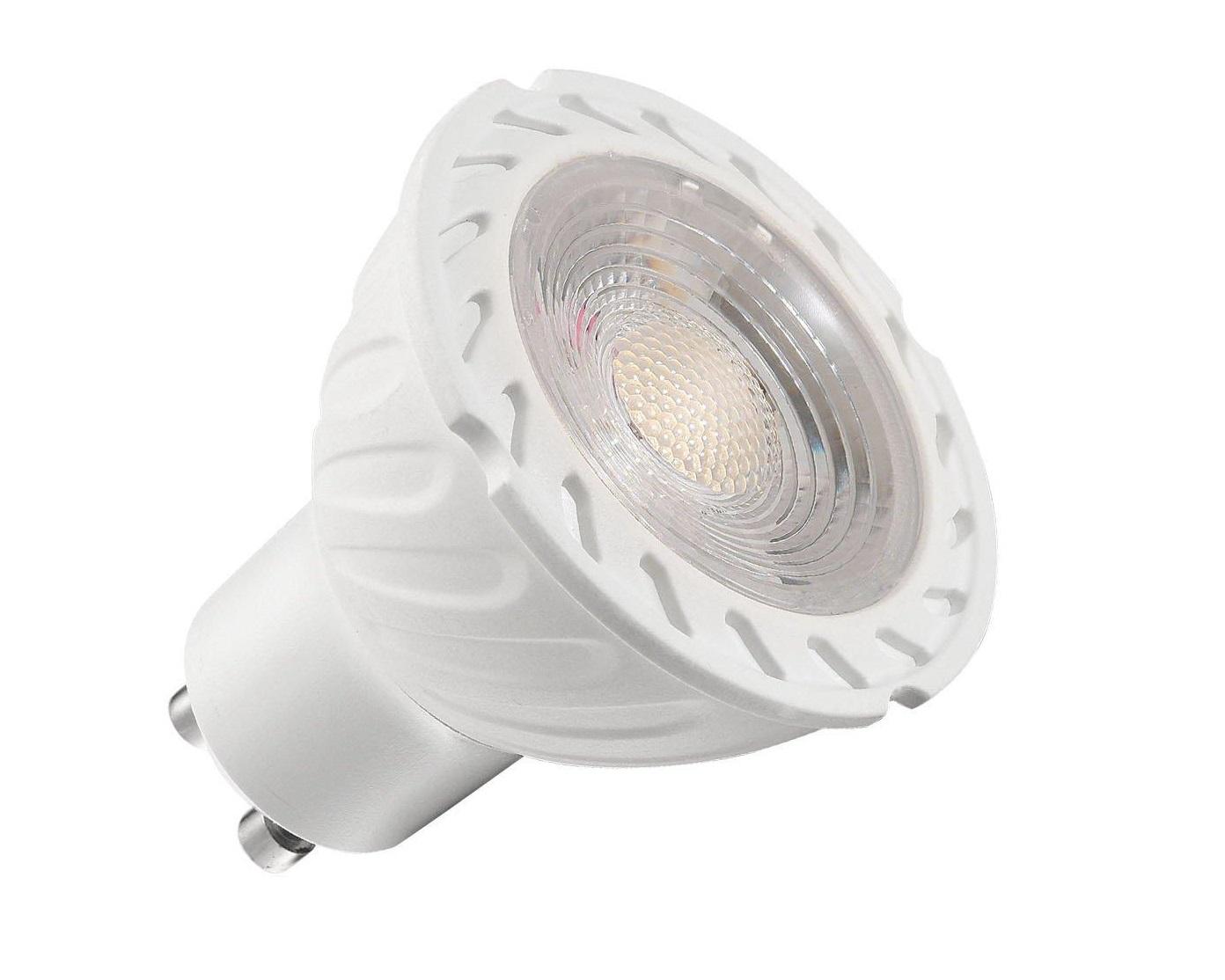 GU10 LED spot fényforrás, 6W, 511 Lm, 3000K meleg fehér